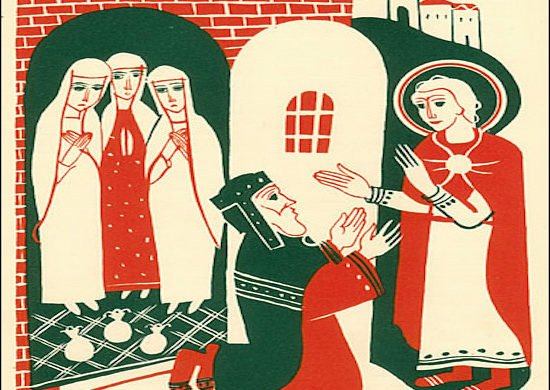 wit and wisdom stories on saint nicholas and the three daughters